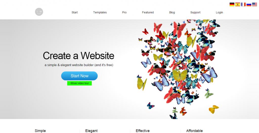 IM Creator Free Website Builder