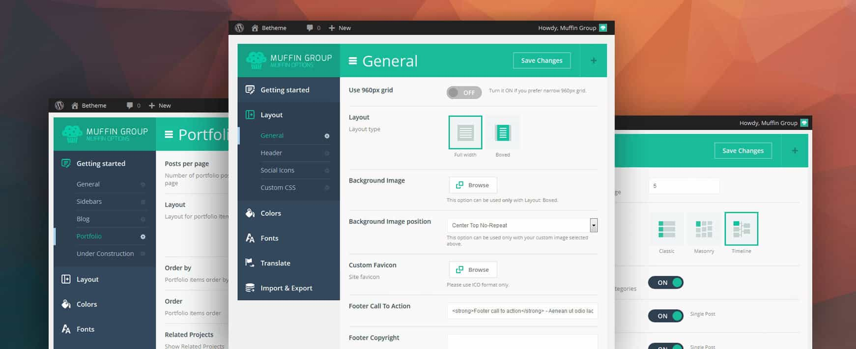 Be more productive as a designer by using pre-made WordPress layouts