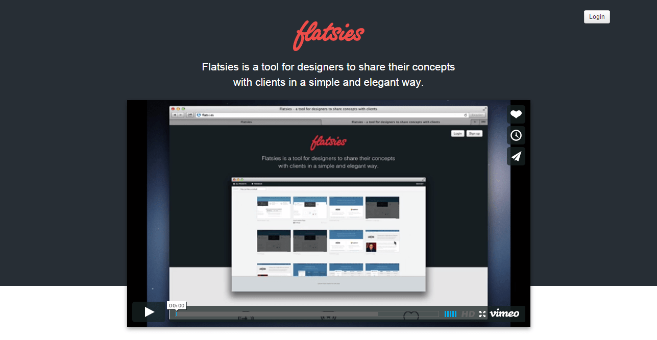 April Design Resource Roundup:Flatsies – a tool for designers to share concepts with clients