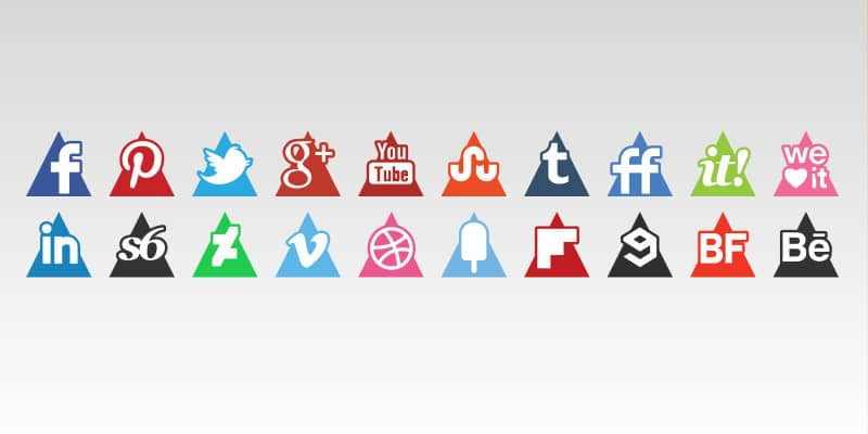 social_media_icons_triangle_set1