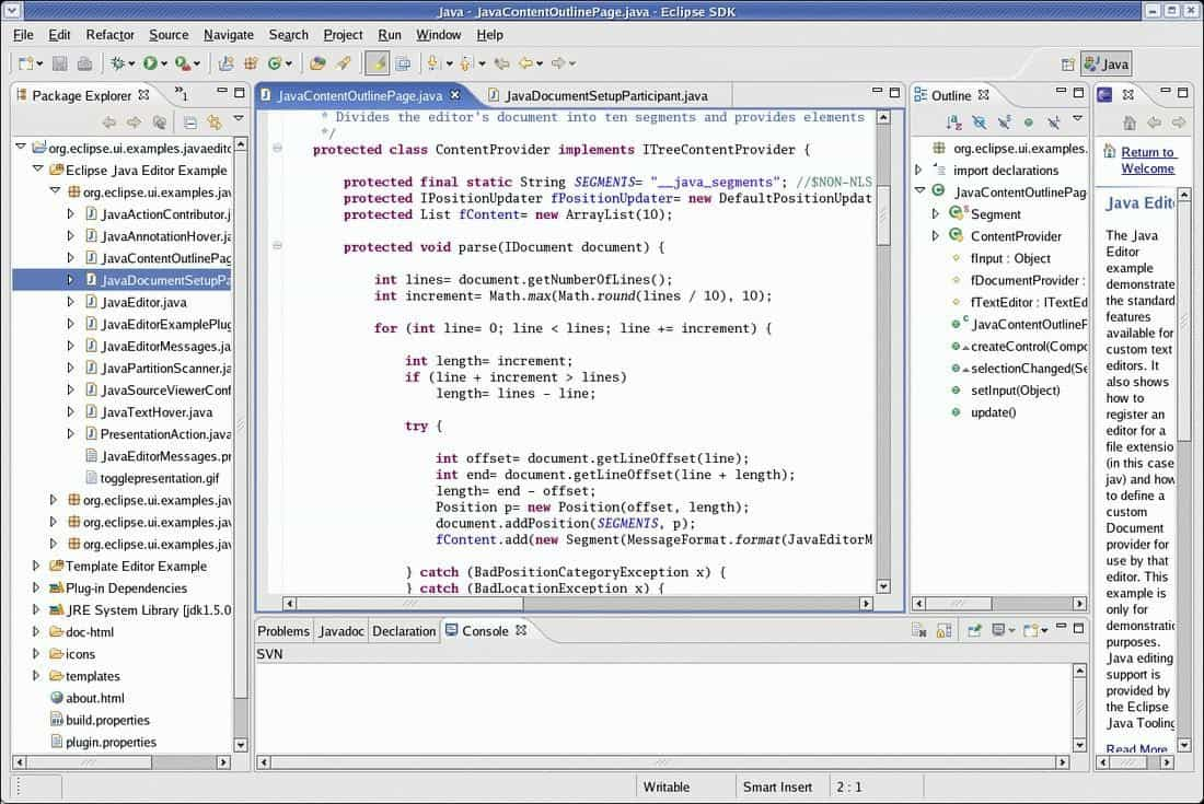 java tools for designers and developers