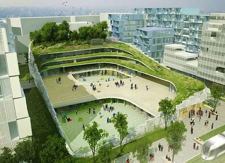 Lists: Green Building Eco Cities 2