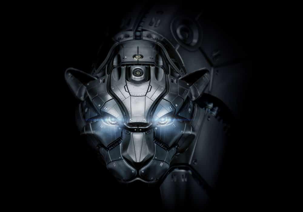 mechanical cgi panther