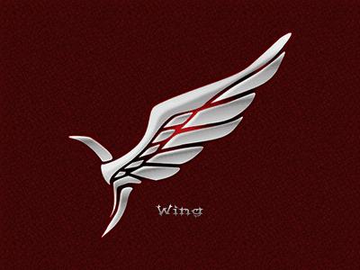 Silver wings logo