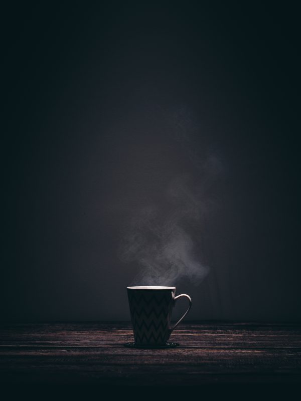 smoke in the cup