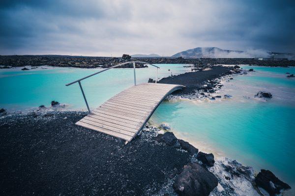 spa bridge on Island