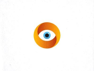 Eye in circle Logo