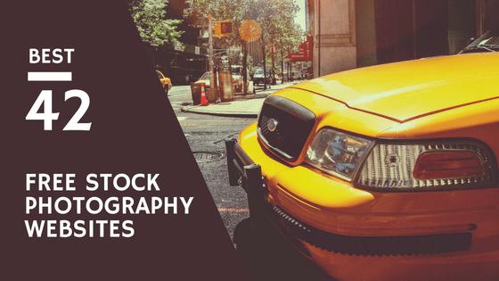 42 best stock photo sites