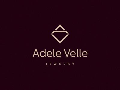 Adele Velle jewelry logo