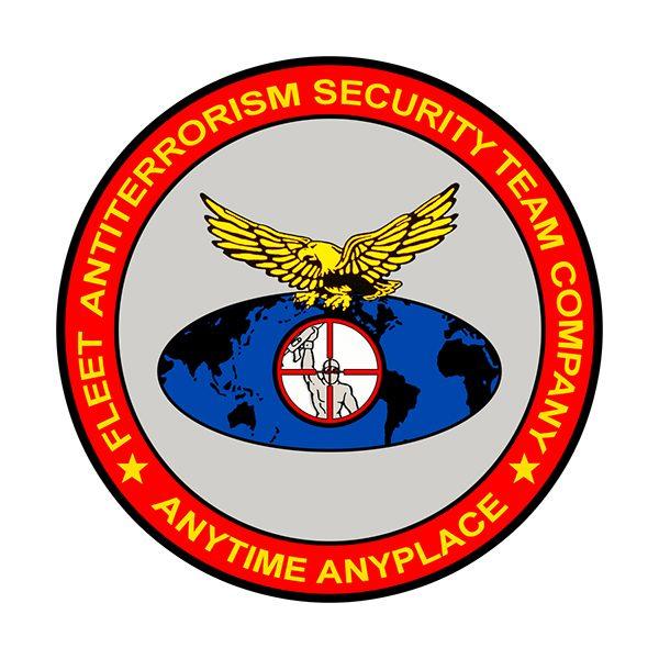 Antiterrorism security logo