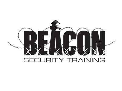 Beacon security logo