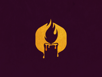 Fire and candle design