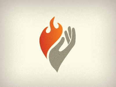 Hand and fire design