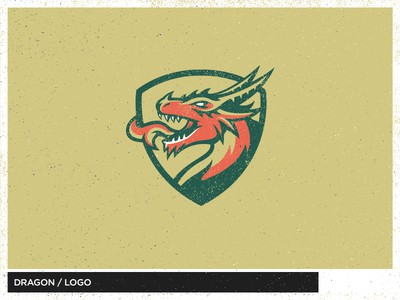 Dragon Crest logo