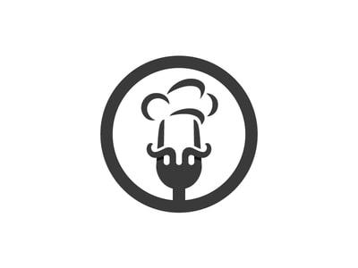 Chef fork design