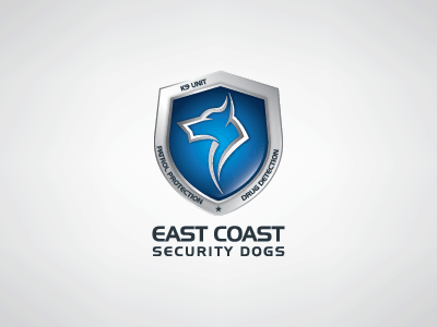 Security dog shield