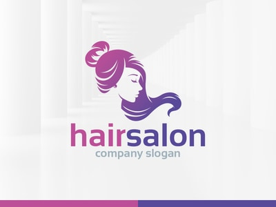 top 10 professional salon logo design ideas inspiration rh crazyleafdesign com hair salon logos free hair salon logo ideas