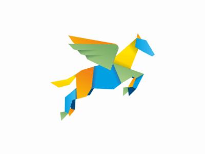 12 Majestic Pegasus Logo Design Ideas Of All Time