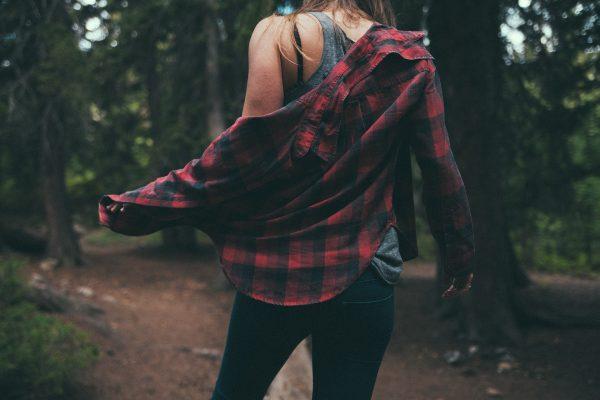Adventure in shirt