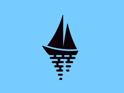 Boat reflection design