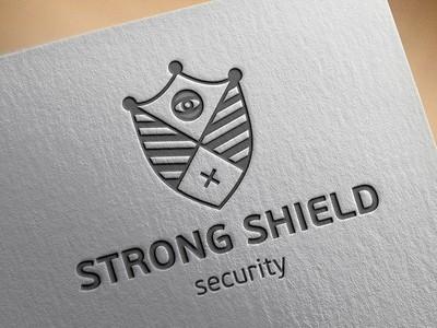 Strong shield logo