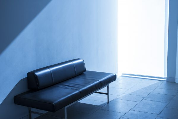 couch at the office