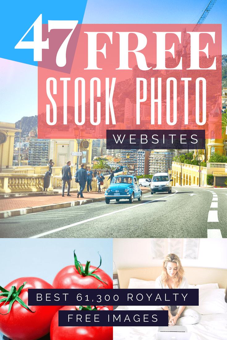 47 best royalty free stock photo websites
