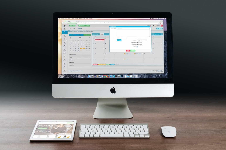 web app on mac
