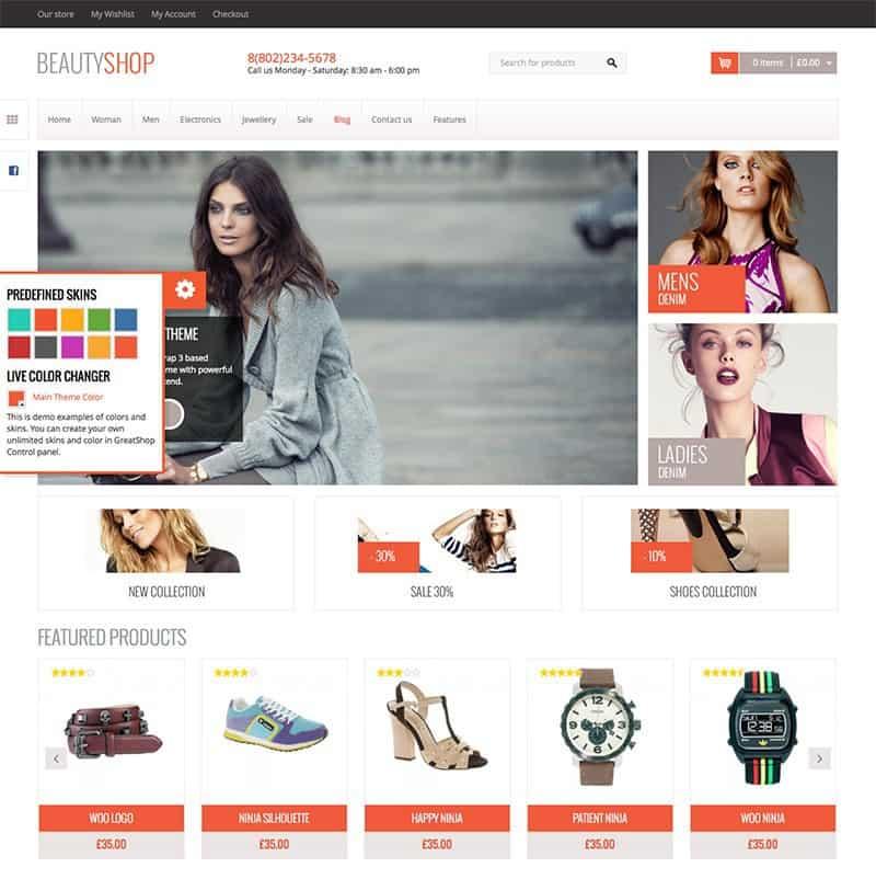 BeautyShop-WordPress-WooCommerce-theme