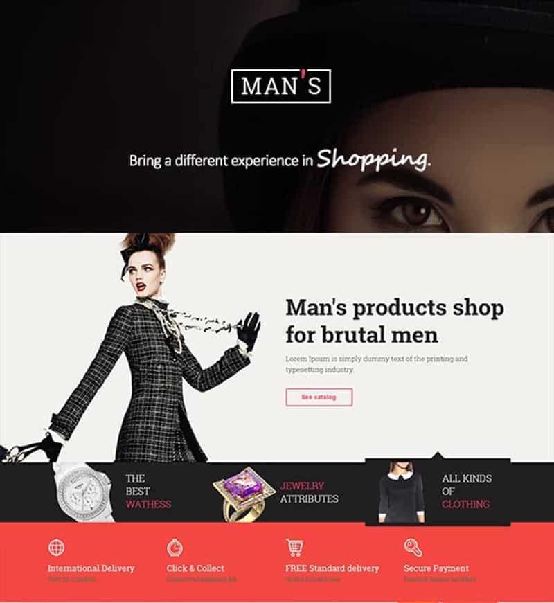 MANS-eCommerce-Business-WordPress-Theme