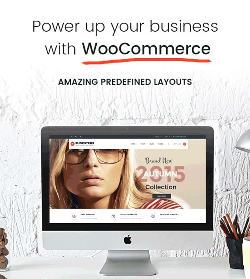 16 Best High Conversion eCommerce WordPress Themes for Retail